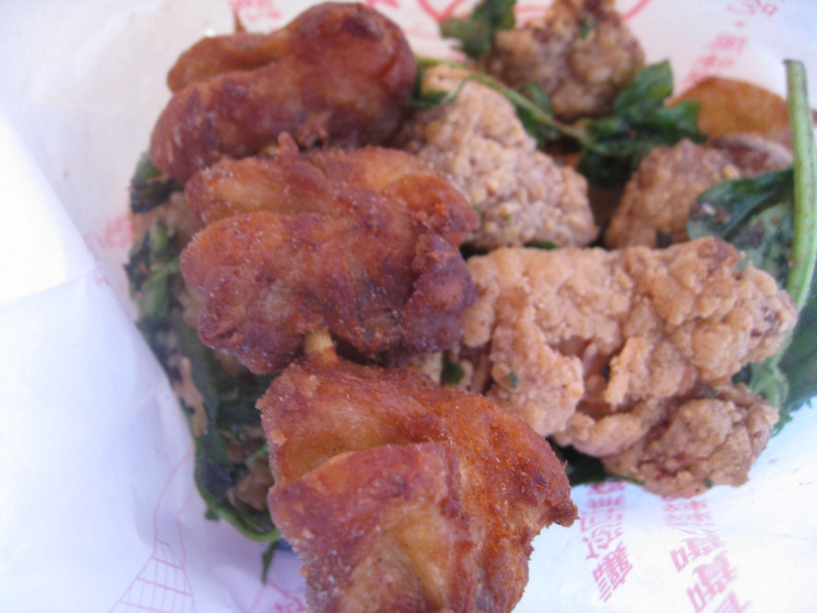 台灣第一家鹽酥雞|台北美食︱美食王國