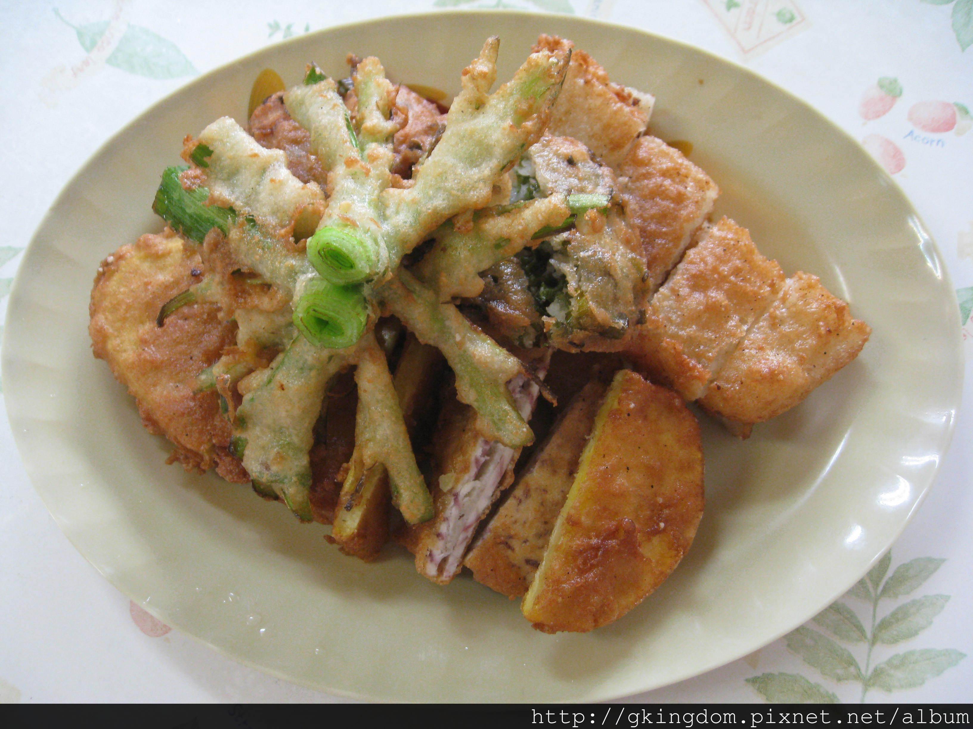 北門炸粿|新竹北區美食︱美食王國