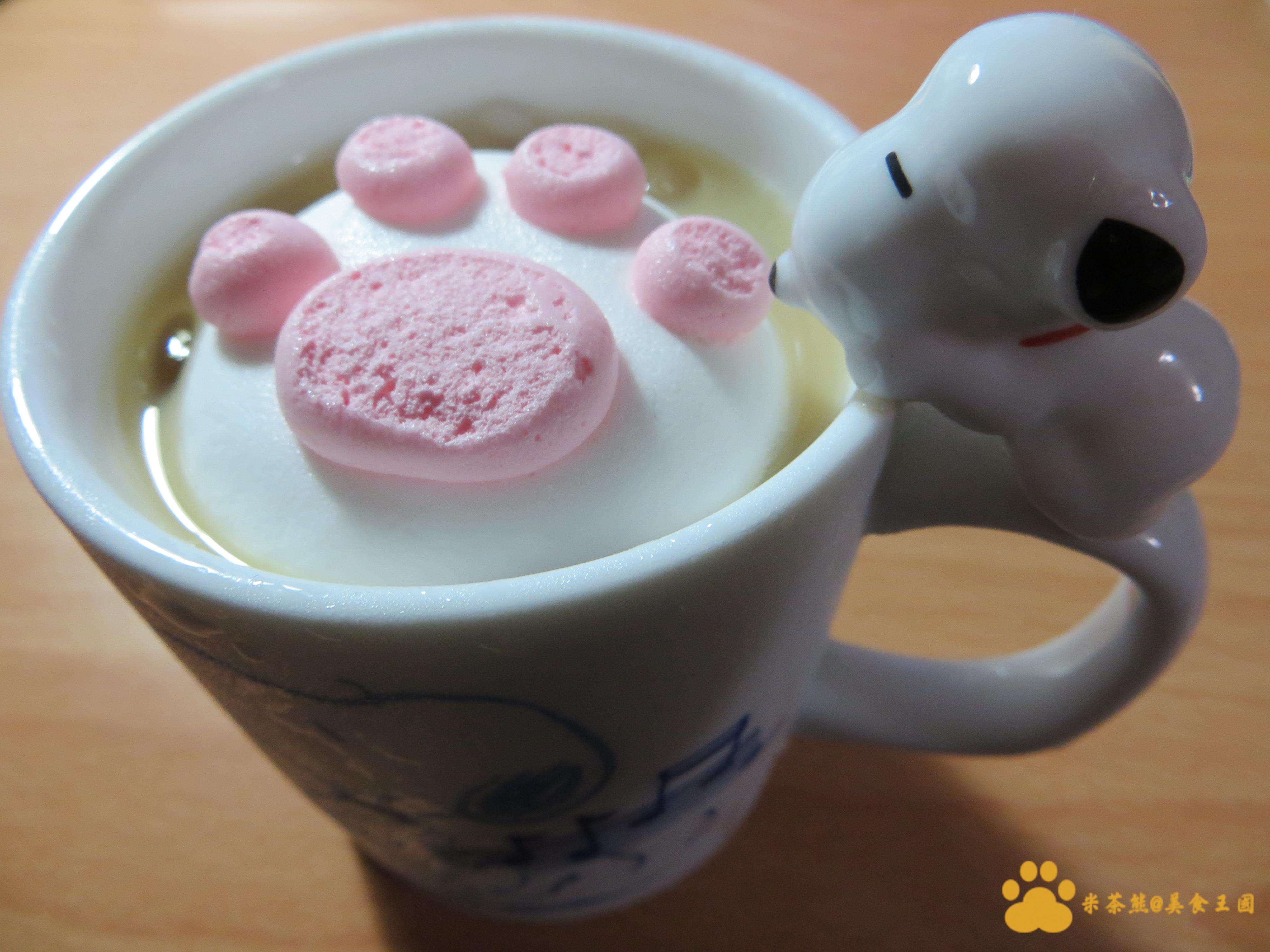 杯子物語~心心相印貓肉球棉花糖︱宅配美食︱美食王國